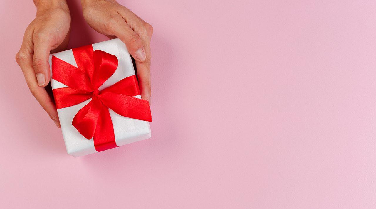 Early Christmas Present.An Early Christmas Present