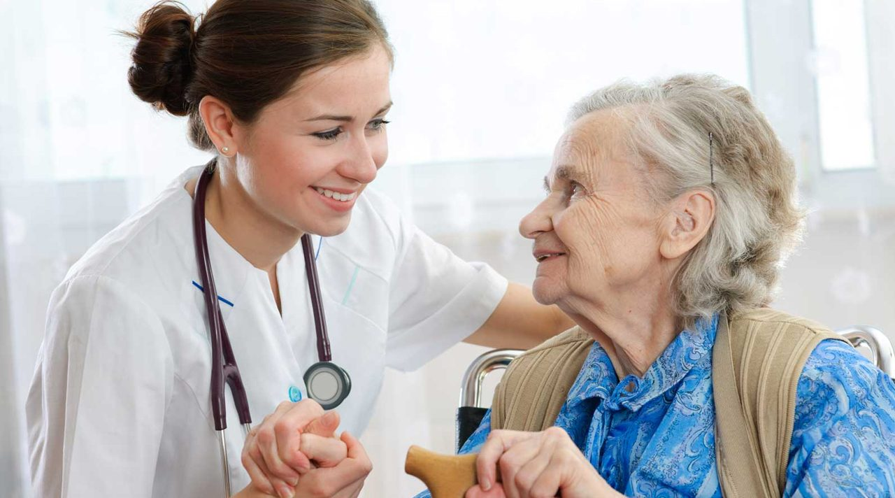 Staff shortages in care homes