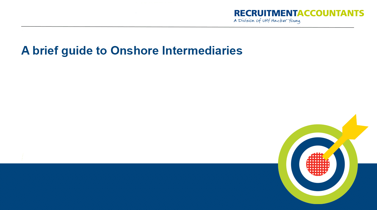 A brief guide to Onshore Intermediaries